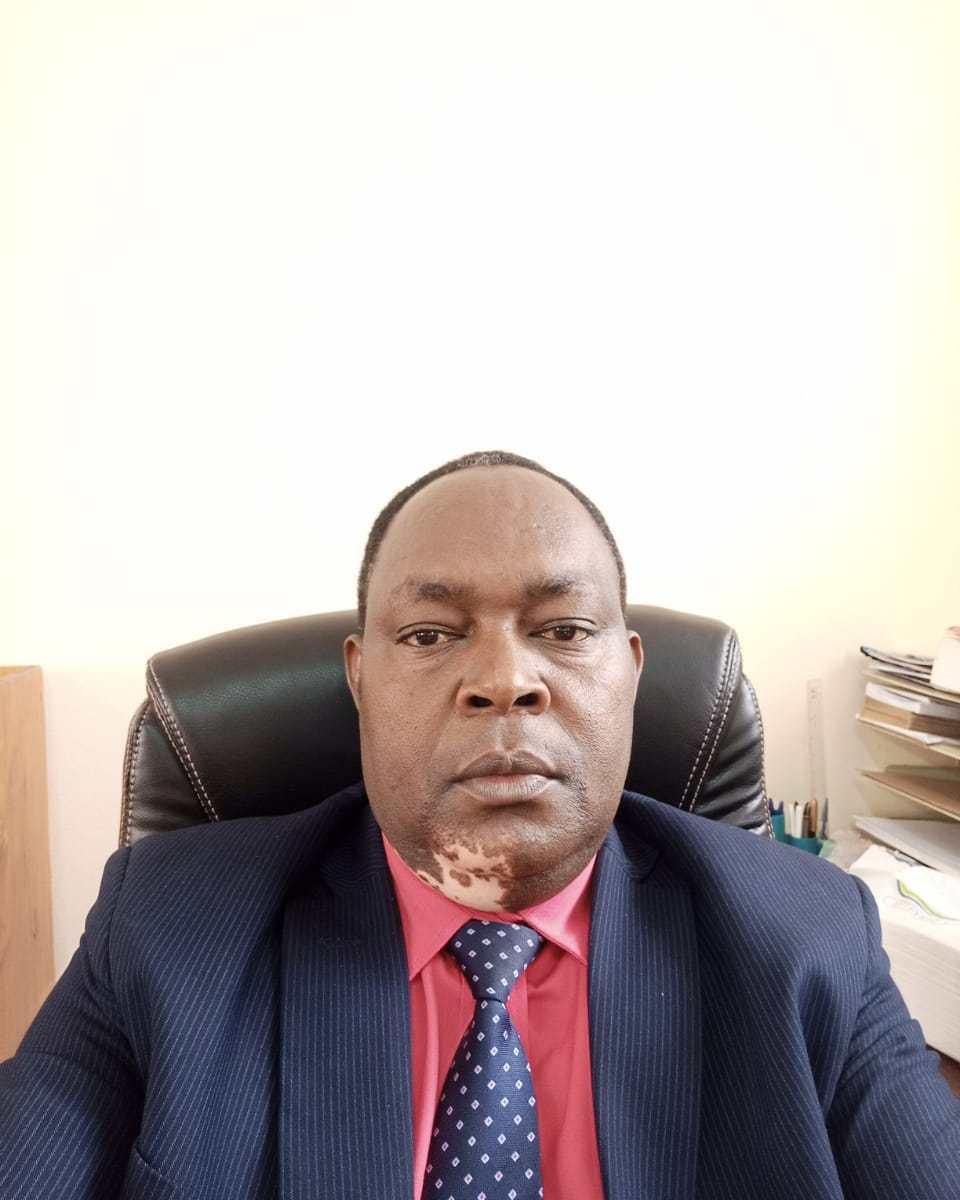 Chief Principal - Mr. Felix Mung'atu